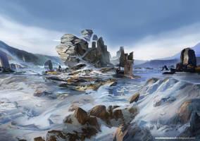 Ice city by lavam00