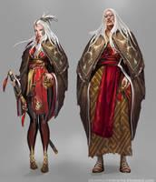 Samurai by lavam00