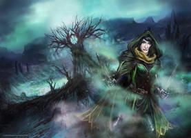 Witch slayer by lavam00
