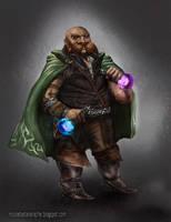 Kaz the alchemist by lavam00
