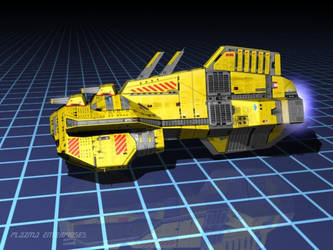 Taiidan Skaal-Tel Destroyer by Enterprise-E