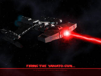 Firing The Yamato-Gun... by Enterprise-E