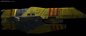 Taiidan Light Cruiser v 1.0 by Enterprise-E