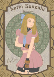 Karin by elizafarren