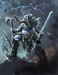 Giantess by Trollfeetwalker