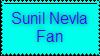 Sunil Fan Stamp by RussellFergusonFan1
