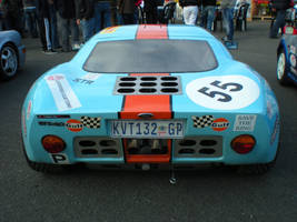 Ford Gt40 mkI '69 by franco-roccia