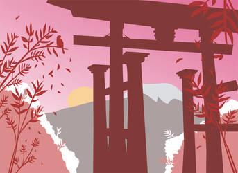 Nihon by dotfreya