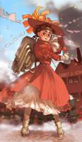 Steam Fair by Barukurii