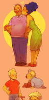 Simpsons Luv by Barukurii