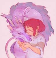 Pure love broke the spell by Barukurii
