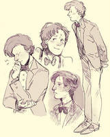 DW 11 doodles by Barukurii