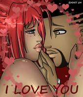 --I LOVE YOU-- by xxCuteEmmyxx