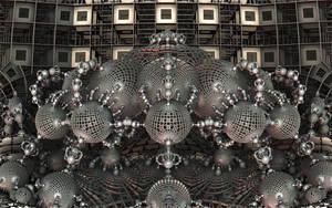 The Silver Bulb Room by GypsyH