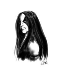 Abbath Doom Occulta by Axcido