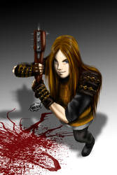 Varg Vikernes by Axcido