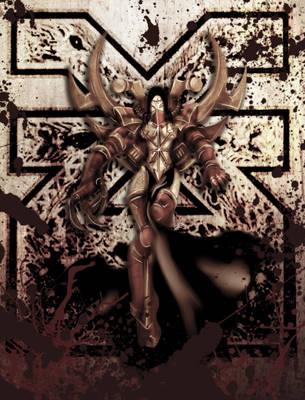 Erzsebeth Bathory Chaos Lady by Axcido