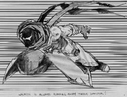 Wraith Escape by Sycra