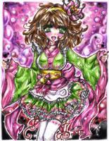 Sweet Maid Akari by tagl