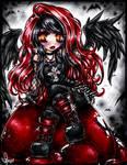 ...Blood Drops.. by tagl