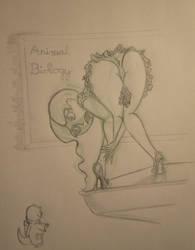 Upskirt by yumibow