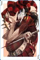 Joker Card by anry