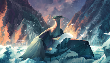 arctic by clockbirds