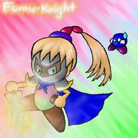 Fumu-Knight by blizzardkirby