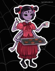 Miss Muffet by KytCordell