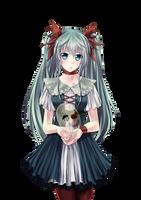 Miku Hatsune Png 1 by iamglee