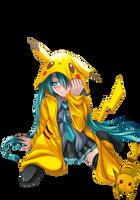 Miku Hatsune Png 4 by iamglee
