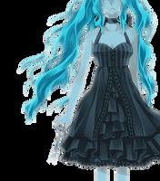 Miku Hatsune Acute by iamglee