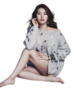 Suzy (Miss A) PNG [Render] by GAJMEditions