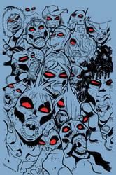 Zombie Zombi by reyyyyy