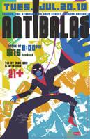 Gig Poster - Antibalas by reyyyyy