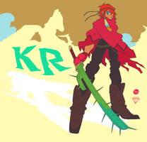 K R by reyyyyy