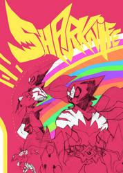 Sharknice Rainbow by reyyyyy