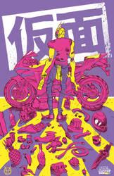 Kamen Rider by reyyyyy