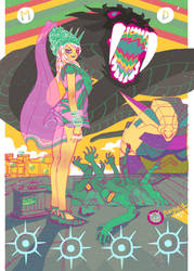 Monsters and Dames 2012 by reyyyyy