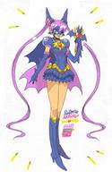 Sailor Batgirl by reyyyyy