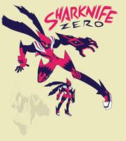 Sharknife Zero by reyyyyy