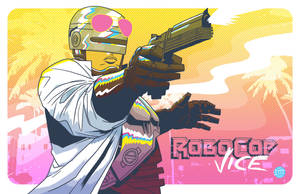 Robocop Vice by reyyyyy