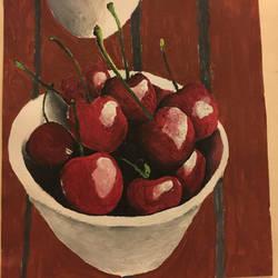 Cherries by amyperrio