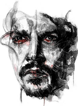 Johnny Depp by KlarEm