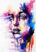 Colored soul by KlarEm