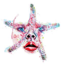 Metamorphosis-Starfish by KlarEm