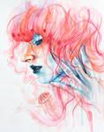Metamorphosis-Jellyfish by KlarEm