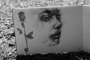Pen sketches by KlarEm
