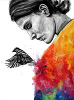 Good Bye Depression by KlarEm