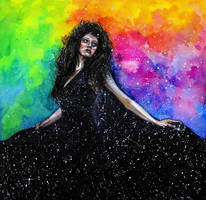 Princess of the Universe by KlarEm